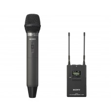 Handheld Wireless Mic (Sony UWP-V2)