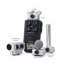 Audio Recorder Zoom H6N (Full Accessories)