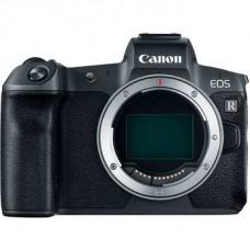 Canon EOS R Mirrorless (Body) + Adapter EF-RF Mount