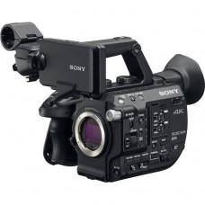 Sony PXW-FS5 (Include Lens Adapter + Tripod)