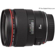 Canon Lens Fix EF 35 mm f/1.4L USM