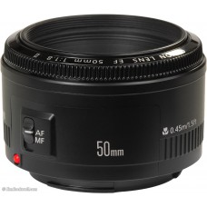 Canon Lens Fix EF 50 mm f/1.8 II