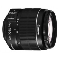 Canon Lens EF-S 18-55mm f/3.5-5.6 IS