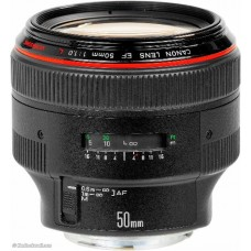 Canon Lens Fix EF 50 mm f/1.2L USM