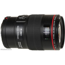Canon Lens Fix EF 100mm f/2.8 L IS Macro
