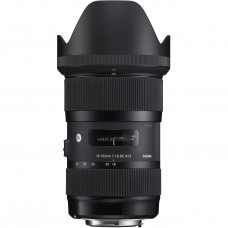 Sigma Art 18-35mm f/1.8 DC HSM for Canon (EF Mount)