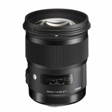 Sigma Art 50mm F1.4 DG HSM for Canon (Mount EF)