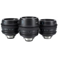 SONY PL Prime Lens Set 35/50/85mm