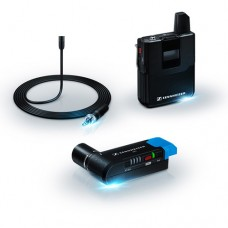 Wireless Clio On Sennheiser AVX-MKE2 (Omni Lavalier Microphone System 1.9 GHz)