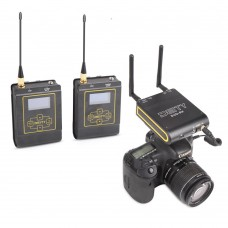 Deity Connect (Wireless Clip On 2.4 Ghz with Dual-Channel Receiver)