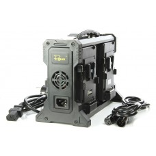 Charger V-Mount 4 Channel