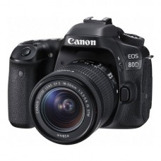 Canon EOS 80D (Kit Lensa 18-55mm)