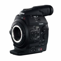 Canon C300 EF Mount Lens (Body Only)