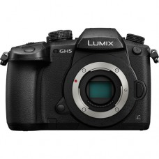 LUMIX GH5 4K Mirrorless (Body Only)