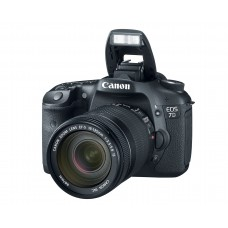 Canon EOS 7D (Kit Lensa 18-135 IS)