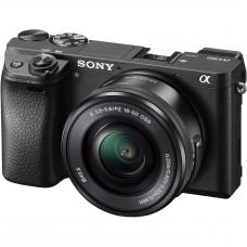 Sony Alpha a6300 Kit E PZ 16–50 mm F3.5-5.6