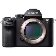 Sony a7s Mark II Body Only (Non Lens Adapter & Non Tripod)