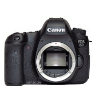 Canon EOS 6D (Body Only + Tripod)
