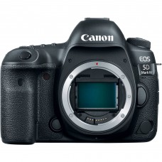 Canon EOS 5D Mark IV Body Only (Tanpa Tripod)