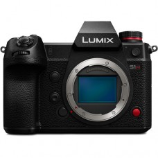 Lumix S1H Mirrorless  (Body Only)