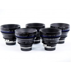 ZEISS Compact Prime CP2 Super Speed EF Mount (18,25,35,50,85)