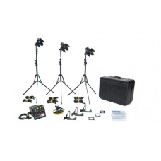 Dedolight Basic 3-Light Kit