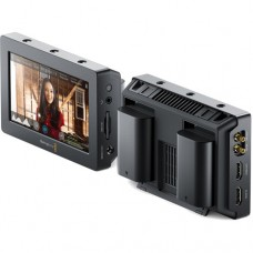 "Blackmagic Video Assist HDMI/6G-SDI Recorder and 5"" Monitor"
