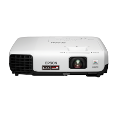 "Projector Epson EB-200 + Screen 70"" (2700 Lumens)"