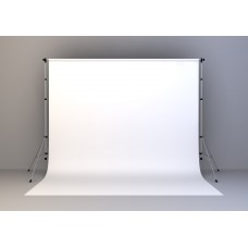 Kain Putih 20x20 feet (White Screen) + Stand
