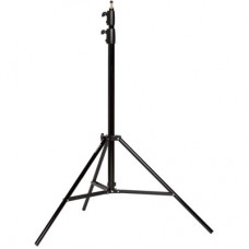Light Stand / Tripod Lampu (Black Aluminium)